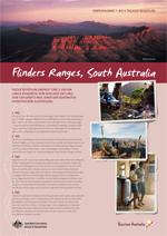 FlindersRanges-Reiseplan