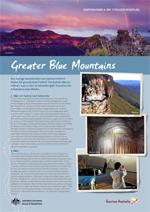 GreaterBlueMountains-Reiseplan