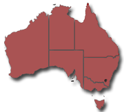 Map australienweit