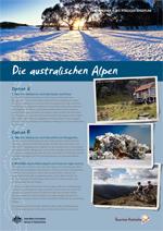 AustralischeAlpen-Reiseplan