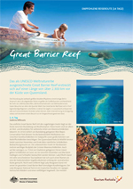 GreatBarrierReef-Reiseplan
